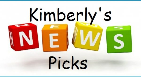 Kimberly's Top News Picks
