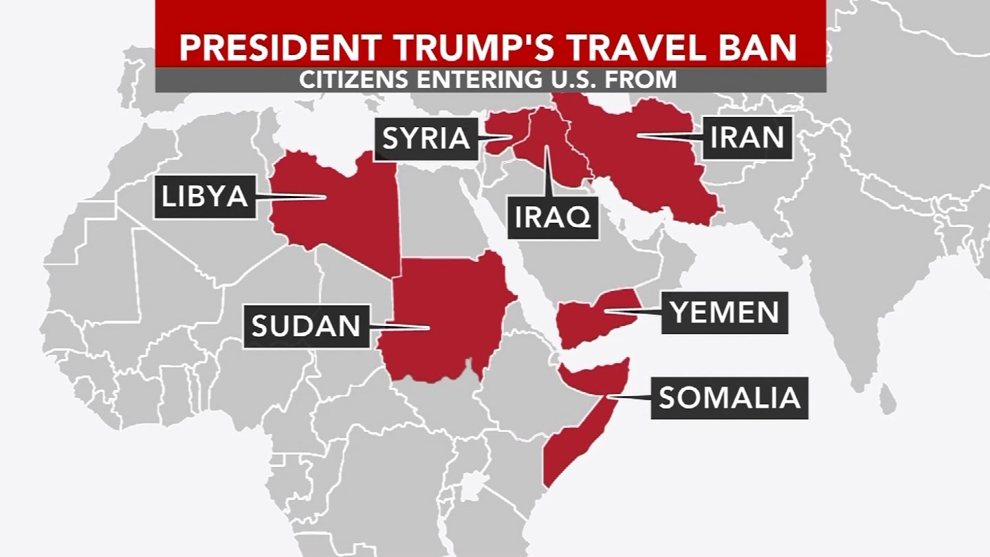 What Happen To Trump Travel Ban