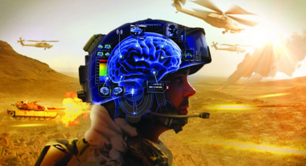 DARPA Commits $65M To Brain Implant Program For Super Soldier Project