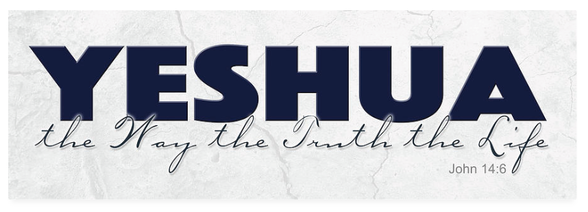 Yeshua John 14:6