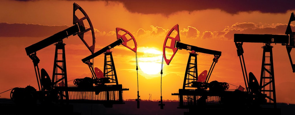 U.S. economy - oil rigs
